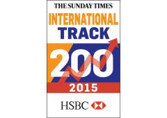 2015 International Track 200 logo