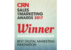 CRNSMA17 LOGO WIN Best Digital Marketing Innovation