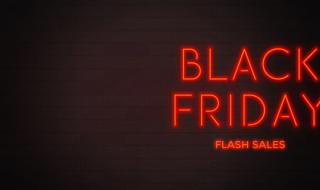 A060 Q418 Black Friday Flash Sales Website Slider M