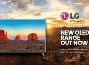 Midwich LG OLED Tile 2 Ad