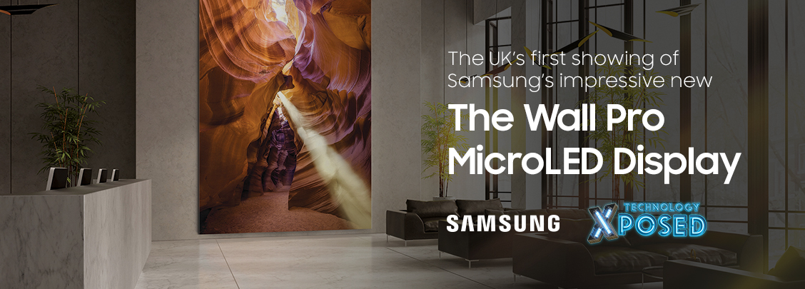 A128 Q319 Samsung The Wall Promotion Blog Header M