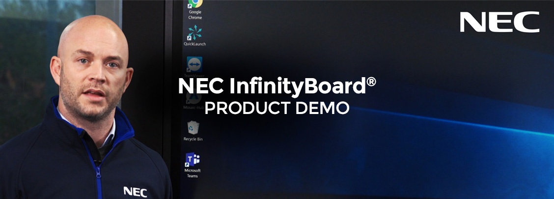 A140 Q119 NEC Infinity Board Blog Header M2