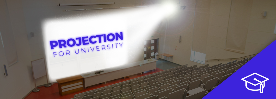 Projection for University