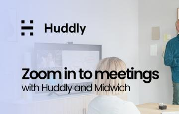 Meeting Cameras Huddly Midwich