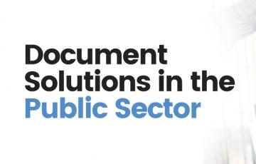 A121 Q119 Public Sector Blog Header Doc Sols M