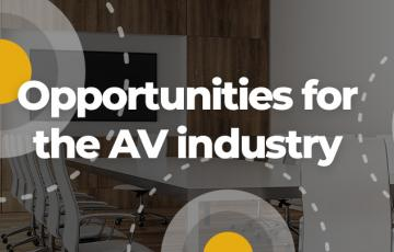 Opportunities for the AV industry post Covid-19