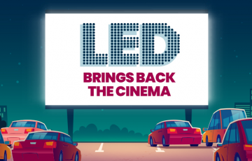 LED Brings Back The Cinema