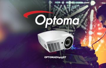 Q317 Optoma Projection Case study